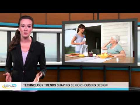 Technology trends shaping senior housing design
