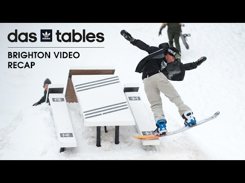 Adidas Das Tables 2017- Brighton