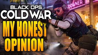 Black Ops Cold War: My Honest Opinion…