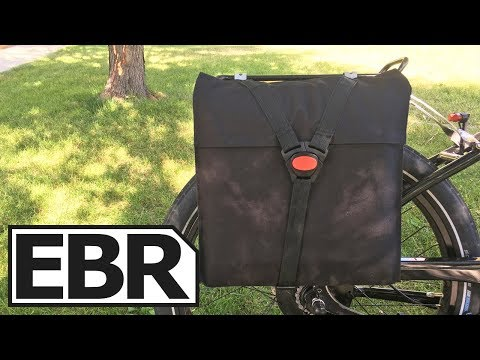 Electric Bike Co Solar Panel Review - $699