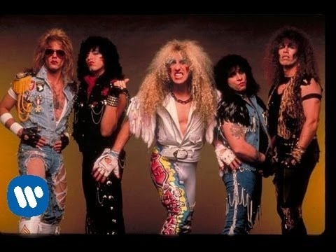 Twisted Sister - We're Not Gonna Take It (Official Video)