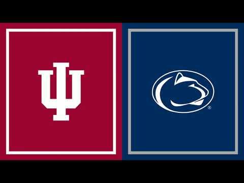First Half Highlights: Penn State at Indiana   B1G Football