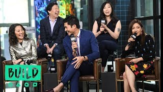 Constance Wu, Awkwafina, Ken Jeong, Michelle Yeoh & Henry Golding Discuss