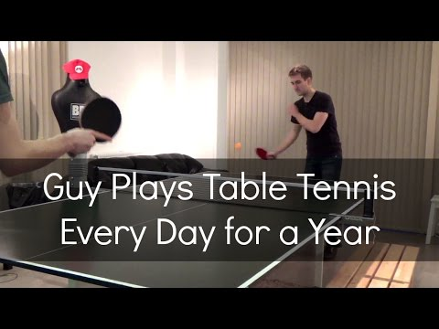 Од дудук до експерт за пинг-понг за една година