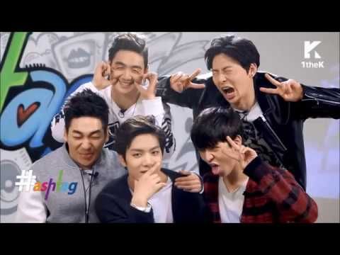 NU'EST FUNNY AND CUTE MOMENTS [PART 5]
