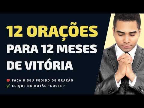 5º DIA - 12 ORAÇÕES PARA 12 MESES DE VITÓRIA