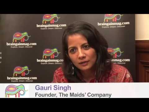 Financial Independence Key to Women's Empowerment – Gauri Singh