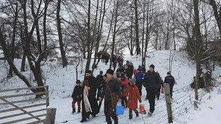 Boboteaza in satele romanesti din nordul Bucovinei
