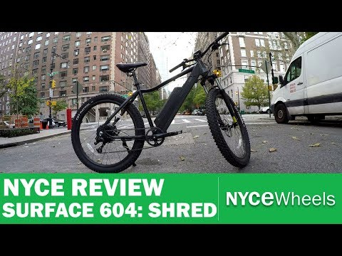 Sureface 604 Shred | 30mph Electric Bike Review
