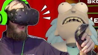 I KEEP GETTING RECOGNIZED... In VR - VR Chat #0001