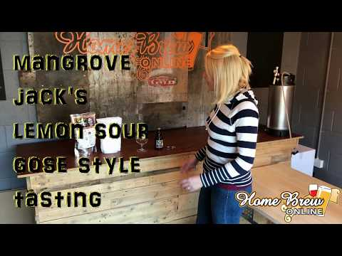 Mangrove Jack's Craft Series Beer Kit - Lemon Sour Gose Style