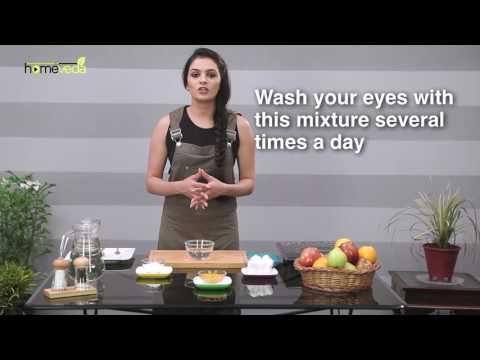 Treat Conjunctivitis with Baking Soda - Homeveda