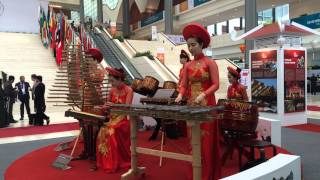 Chiếc Khăn Piêu - Band nhạc cụ dân tộc ( 01/04/2015 IPU 132 )
