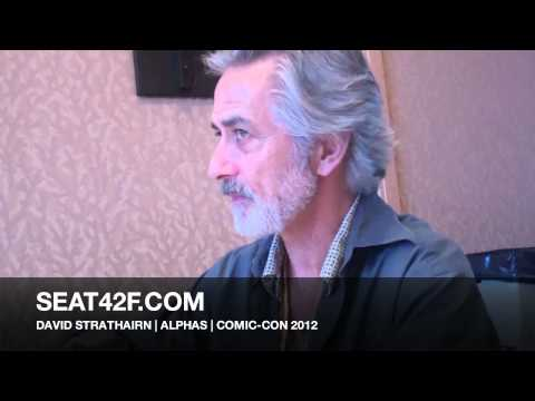 Interview With ALPHAS Star David Strathairn - YouTube