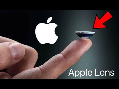 Apple Lens, le LENTI A CONTATTO tech di  …