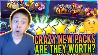 Are The NEW Packs & Event OP!? - INSANE Probability Summon Session! - Summoners War