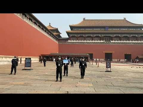 China reopens Forbidden City after three-month closure | AFP photo