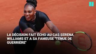 Serena Williams pourrait à nouveau porter sa tenue de guerrière sur les cours