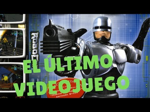 El último videojuego de Robocop