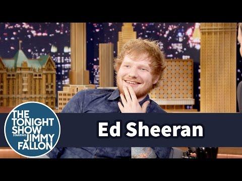 Ed Sheeran Ate Dive-Bar Pizza with Jay Z and Beyoncé