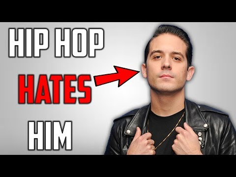 Why Does Hip Hop Hate G-Eazy?