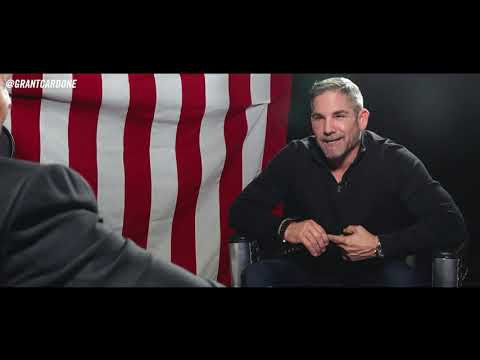 How to get anything you want in life or business- Grant Cardone photo
