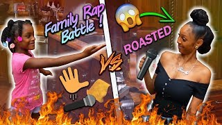 The So Cool Family Rap Battle!