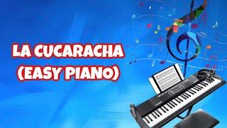 La Cucaracha (Basic Piano)