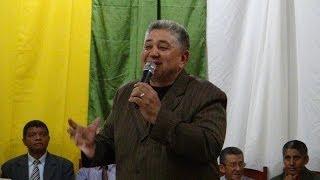 Pr. Paulo Martins Neto - ministrando na AD de Vila Falcão (Araguatins-TO)