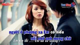 Lieu Thuoc Yeu Karaoke - Chau Viet Cuong