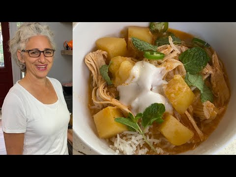 Leftover Turkey Curry Dinner | The Perfect After-Thanksgiving Recipe | Everyday Food w/ Sarah Carey