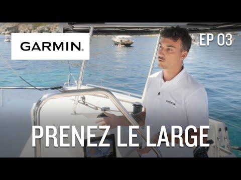 Prenez le large avec Garmin – SailAssist™