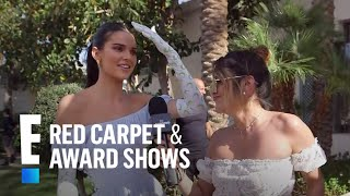 Kendall Jenner Answers Burning Questions at Revolve Festival   E! Red Carpet & Award Shows