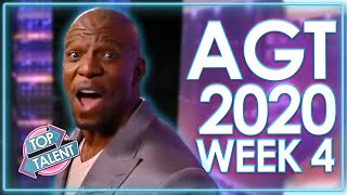 America's Got Talent 2020 AUDITIONS! | WEEK 4 | Top Talent