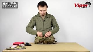 video - Taška přes rameno VIPER VX SLING - Military Range CZ/SK