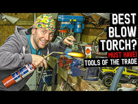 BEST BLOW TORCH FOR PLUMBING - TOOLS OF THE TRADE