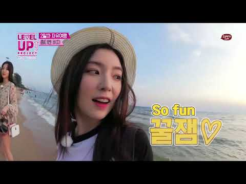 ENG Red Velvet Project Level Up! Project Ep  15