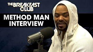 Method Man Tells Crack Stories, Talks Playing A Pimp, Wu-Tang & More