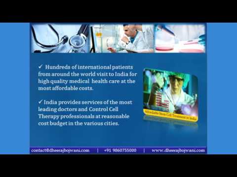 Register for Stem cell Treatment in India : The Unique Healthcare Centre