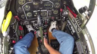 North American P-51C Mustang - Part 1 - Kermie Cam