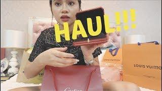 KOREA HAUL + BAG GIVEAWAY: Bags, Jewelry & Makeup   Anna Cay ♥