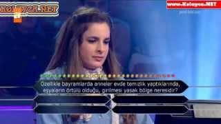 Kim Milyoner Olmak Ister 264. bölüm Merve Can 25.09.2013
