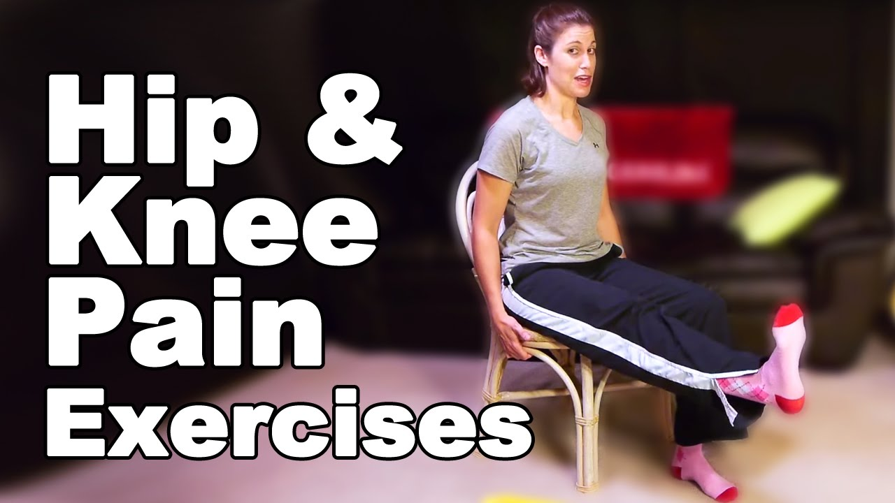 Hip Stretches To Relieve Hip Pain Amp Knee Pain Seated