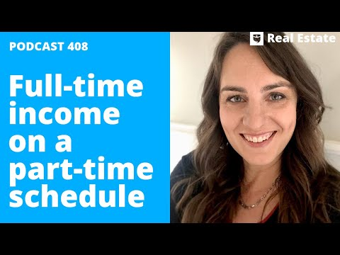 Full-Time Income on a Part-Time Schedule with Emma Powell | BiggerPockets Podcast 408
