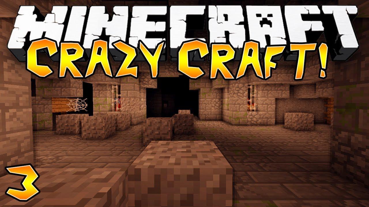 Crazy Craft   Dungeon Mod