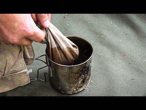 Bushcraft Technique - Bandana Filter | Self Reliance