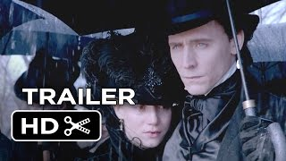 Crimson Peak (2015) Trailer – Tom Hiddleston, Jessica Chastain Movie HD