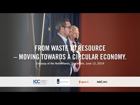 From Waste to Resource – Moving Towards a Circular Economy.