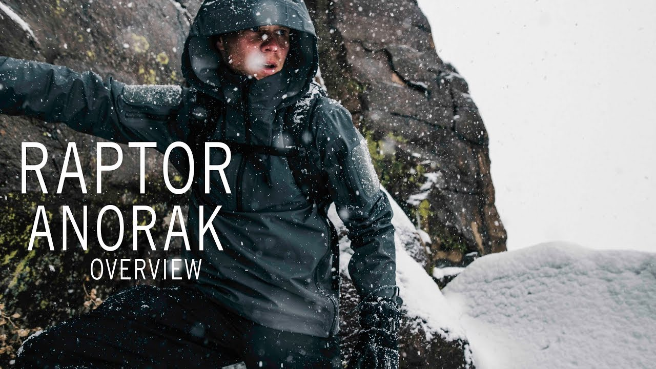 Raptor Anorak | Triple Aught Design