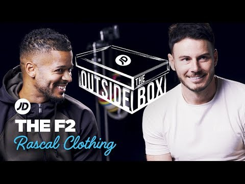 """jdsports.co.uk & JD Sports Promo Code video: """"I've Been To a Few Markets, I've Never Seen Your Auntie"""" The F2 & Specs Gonzalez 